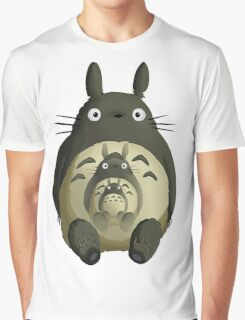 My Neighbor Totoro Graphic T-Shirt