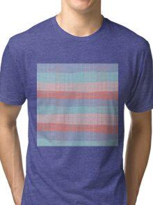Pantone 2016 Cross Stitch Tri-blend T-Shirt