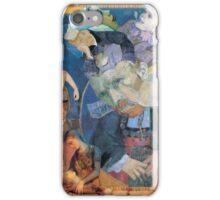Impressed Vincent. iPhone Case/Skin