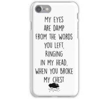 Youth / Daughter II iPhone Case/Skin