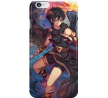 Dark Pit - Kid Icarus iPhone Case/Skin