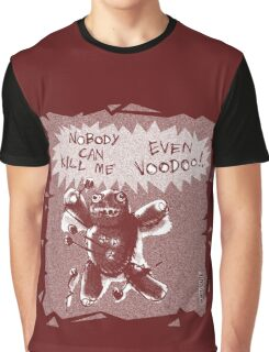 cartoon style voodoo baby  Graphic T-Shirt