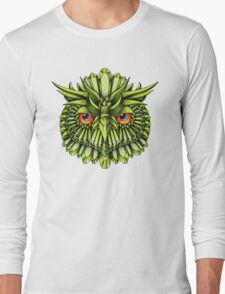 Crystal Owl EDC Long Sleeve T-Shirt