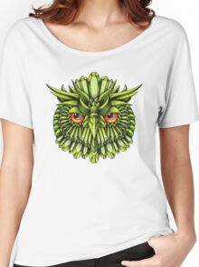 Crystal Owl EDC Women's Relaxed Fit T-Shirt