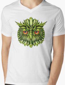 Crystal Owl EDC Mens V-Neck T-Shirt