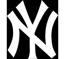 NY Yankees Photographic Print