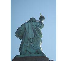 Statue of Liberty, Liberty island Photographic Print