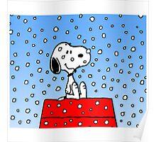 Snoopy fun Poster