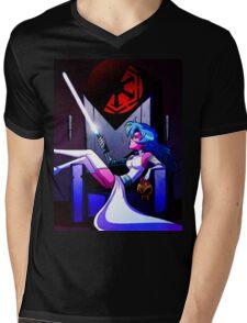 Darth Syren Mens V-Neck T-Shirt