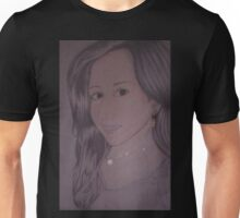 Beautiful in glowing necklace Unisex T-Shirt