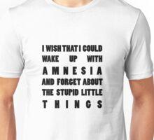 Amnesia Unisex T-Shirt