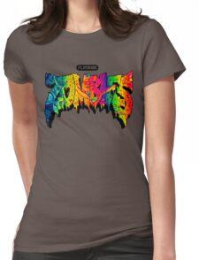 Flatbush Zombies Acid Trip Womens Fitted T-Shirt