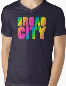Broad City Mens V-Neck T-Shirt
