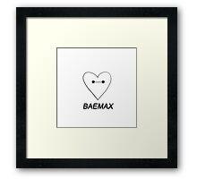 Bae - max  Framed Print