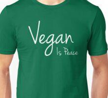 Vegan is Peace Tee Unisex T-Shirt
