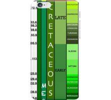Cretaceous iPhone Case/Skin