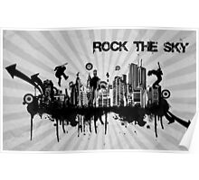 Rock The Sky Poster