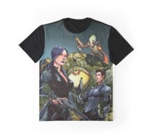 The Cthulhu Williams Crew #2 (by Jay Defoy) Graphic T-Shirt