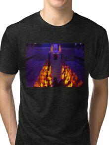 The Prison World of Poena Tri-blend T-Shirt