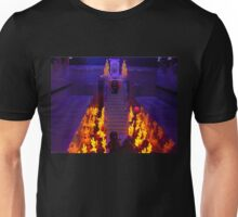 The Prison World of Poena Unisex T-Shirt