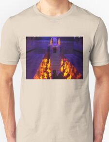 The Prison World of Poena T-Shirt