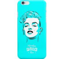 Marilyn PunkRoe iPhone Case/Skin