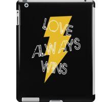 "Harry Potter ""Love Always Wins"" iPad Case/Skin"
