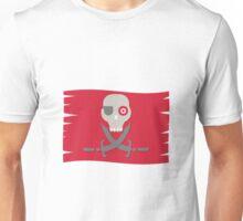 reddest jolly roger Unisex T-Shirt