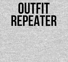 Outfit Repeater (Black) Unisex T-Shirt