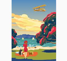 Walsh Brothers Flying Boat, Auckland 1915 Unisex T-Shirt