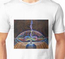 Rainbow Activated DNA Unisex T-Shirt