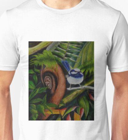 Rainforest Chatter      (sold) T-Shirt