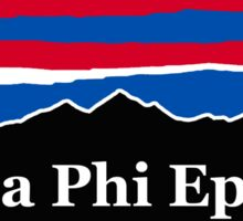 Sigma Phi Epsilon RWB Sticker