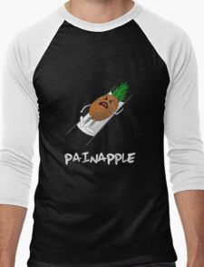 Painapple Men's Baseball ¾ T-Shirt