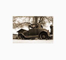Rusty Old Car Unisex T-Shirt