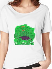 SMASH-ing! Women's Relaxed Fit T-Shirt