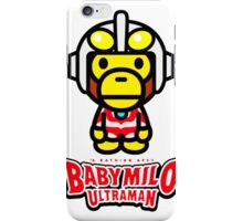 Ultraman Baby Milo iPhone Case/Skin