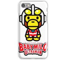 Ultraman Baby Milo iPhone Case/Skin