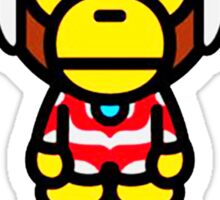 Ultraman Baby Milo Sticker