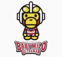 Ultraman Baby Milo Kids Tee