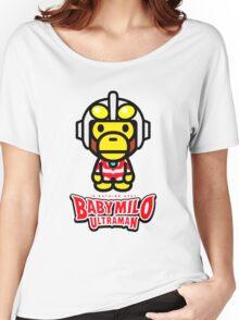 Ultraman Baby Milo Women's Relaxed Fit T-Shirt