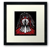 Demonic Rise Balor Framed Print