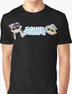Squid Grumps Graphic T-Shirt