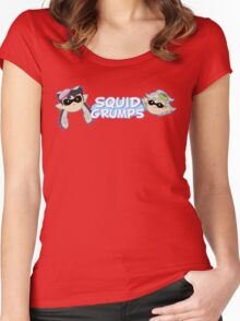 Squid Grumps Women's Fitted Scoop T-Shirt