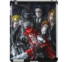 Haunted House Reapers iPad Case/Skin