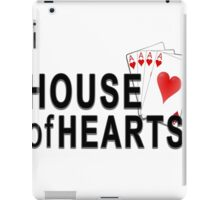 House of Hearts iPad Case/Skin