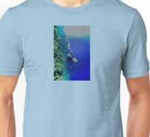 BLUE LIGHT IN THE TREVALLEY VALLEY Unisex T-Shirt