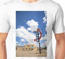 Route 66 - Grants Cafe Neon Unisex T-Shirt
