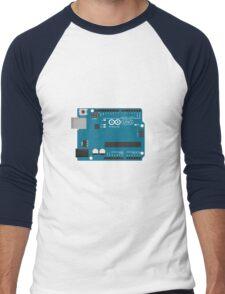 Arduino Uno Board Men's Baseball ¾ T-Shirt
