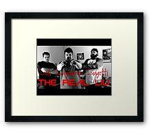 The Real LIU Framed Print